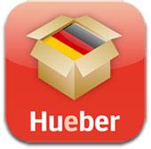 Hueber App Deutschbox online Deutsch lernen
