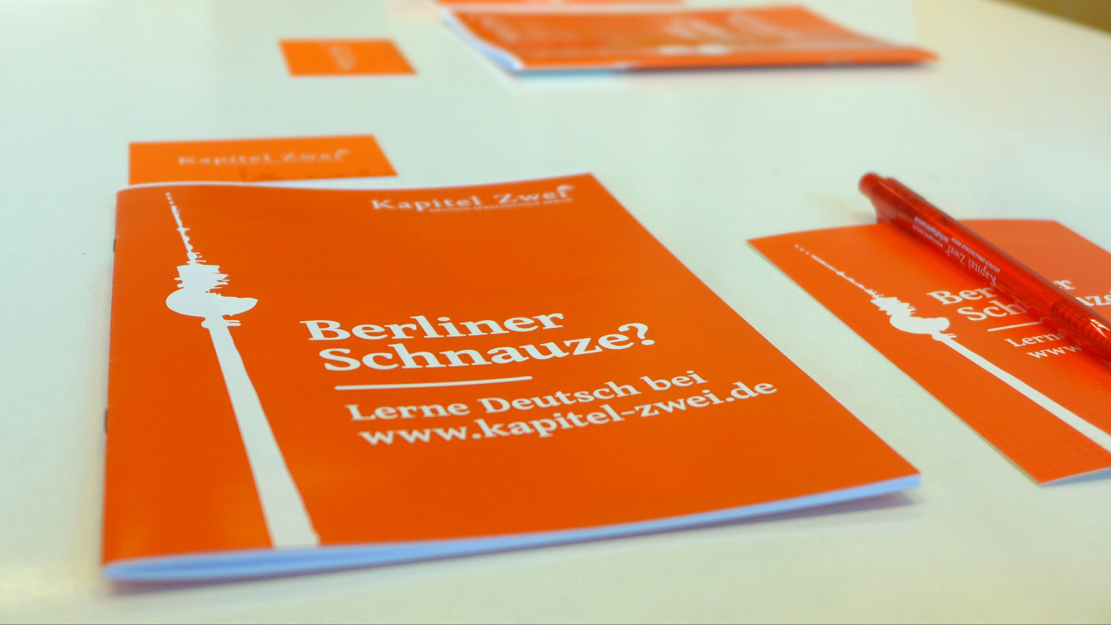 Kapitel Zwei Berlin Online Deutsch lernen