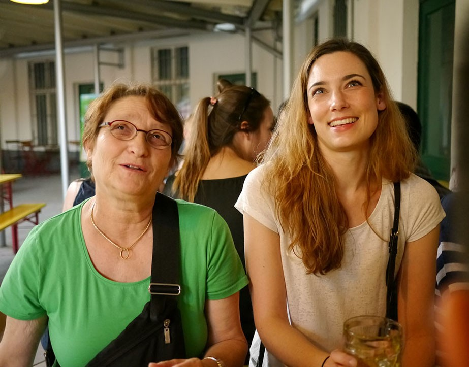 Kapitel Zwei Berlin Gastfamilie