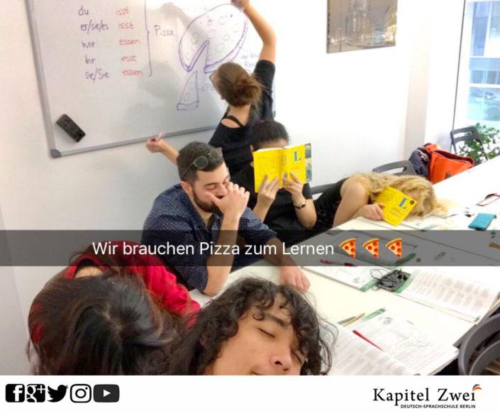 Intensive course Berlin