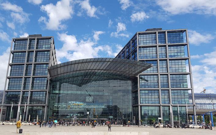 Deutschkurse Berlin Hauptbahnhof