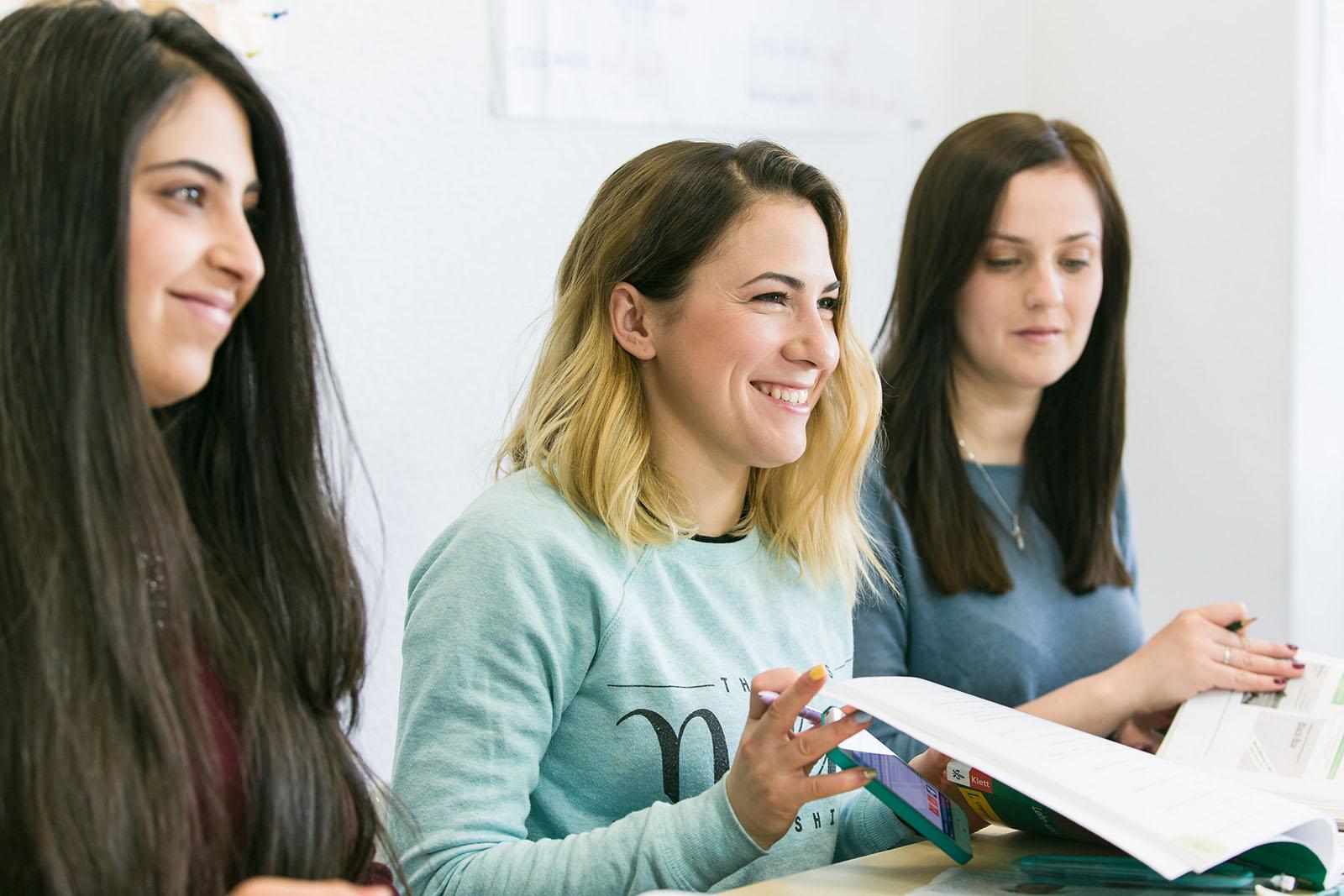 Grammatikkurs Berlin Deutsch Sprachschule