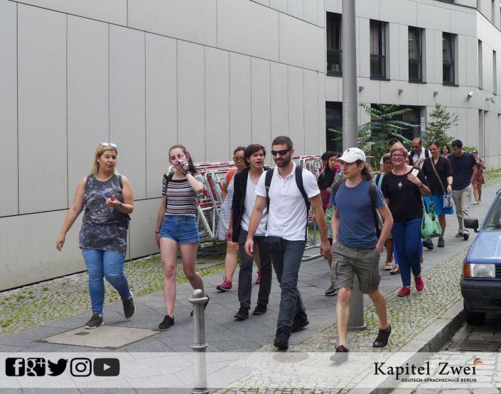 Naturkundemuseum Berlin Sprachschule Deutsch