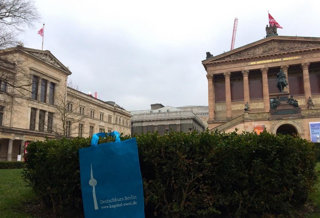 Kapitel Zwei Berlin Museumsinsel