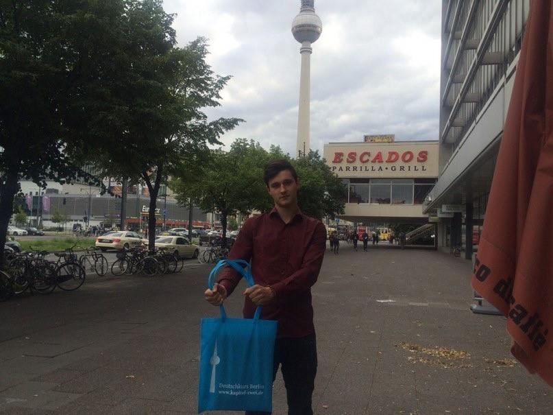 Kapitel Zwei Berlin Weg