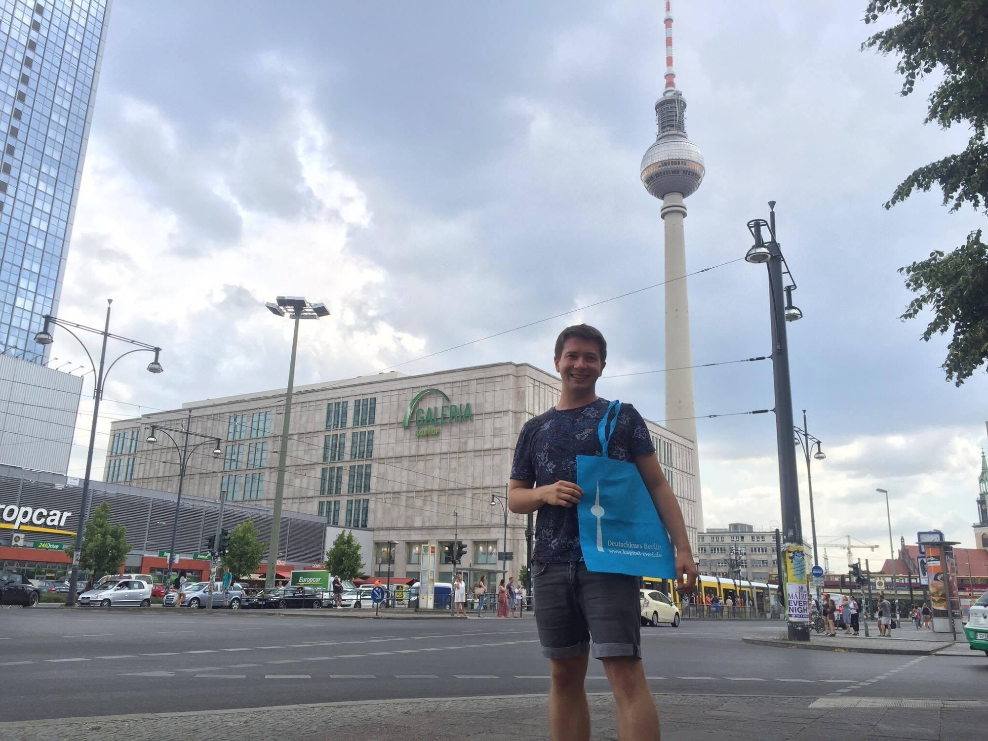 Kapitel Zwei Berlin Life of Brian