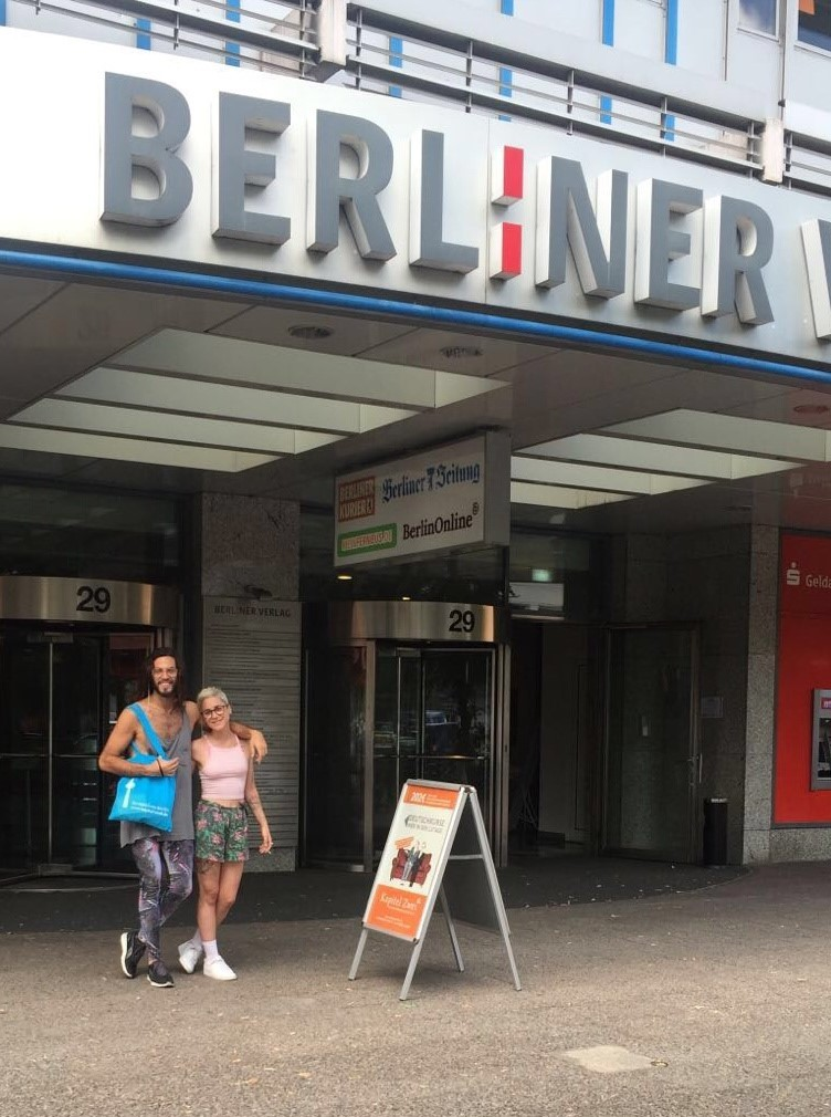 Kapitel Zwei Berlin Eindrücke