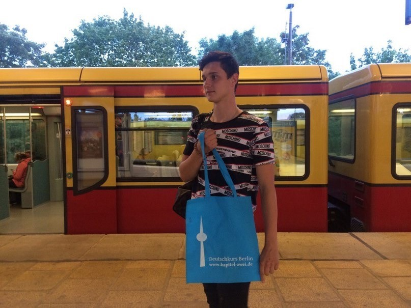 Kapitel Zwei Berlin Metro