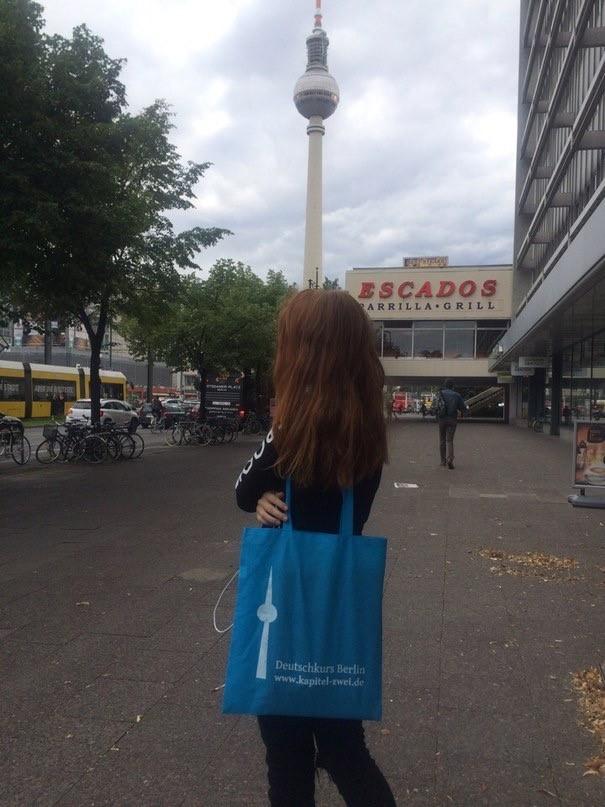 Kapitel Zwei Berlin Stadtrundgang