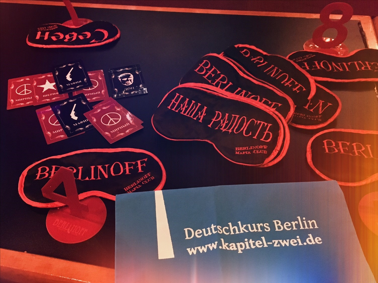 Kapitel Zwei Berlin Mafia