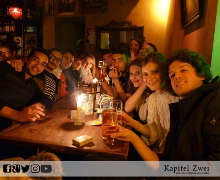 Kapitel Zwei Berlin Stammtisch Deutsch