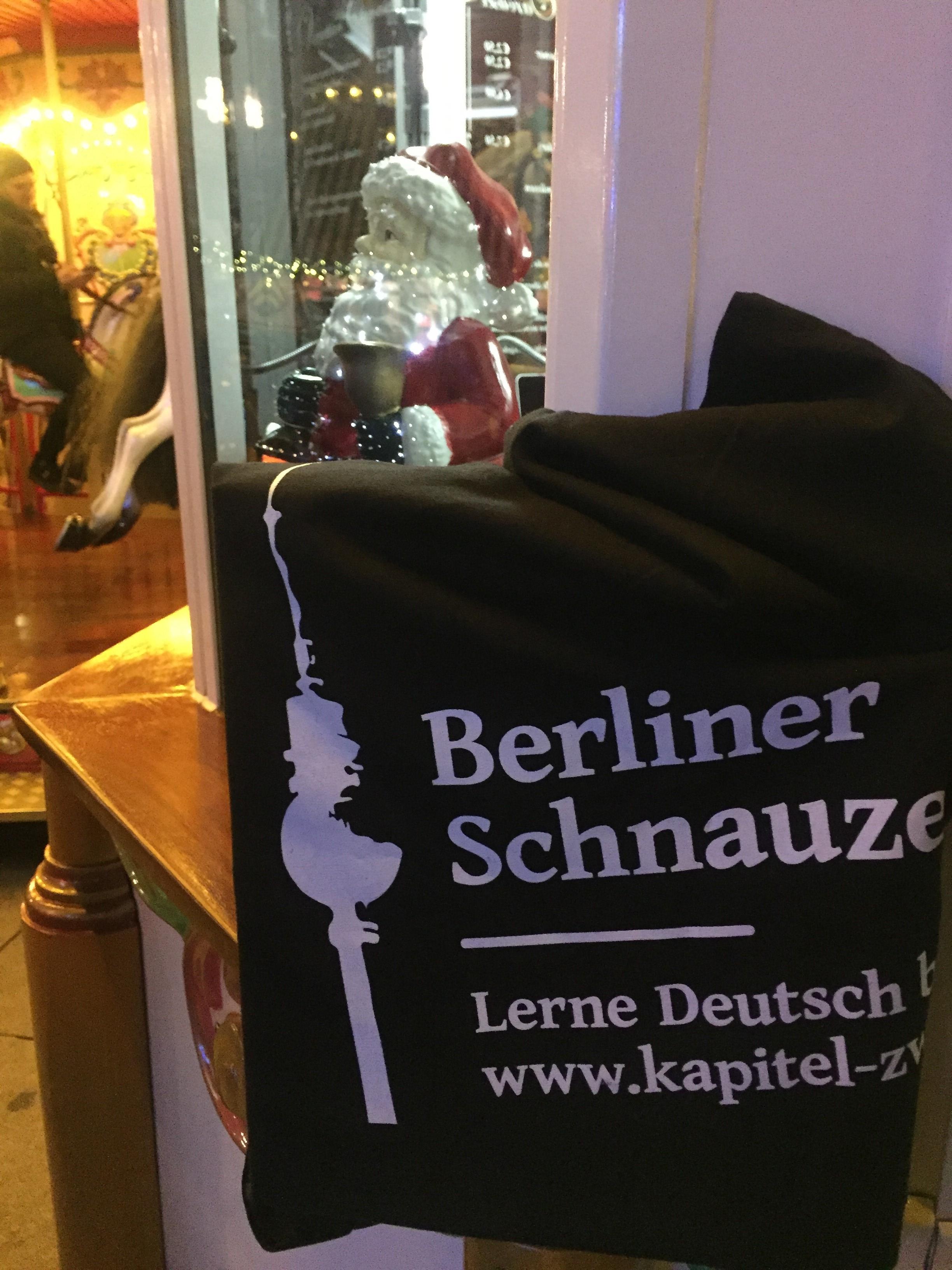 Kapitel Zwei Berlin Weihnachtsmarkt