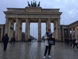 Kapitel Zwei Berlin Brandenburger Tor