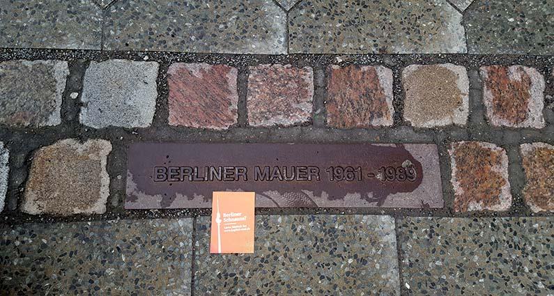 Kapitel Zwei Berliner Mauer