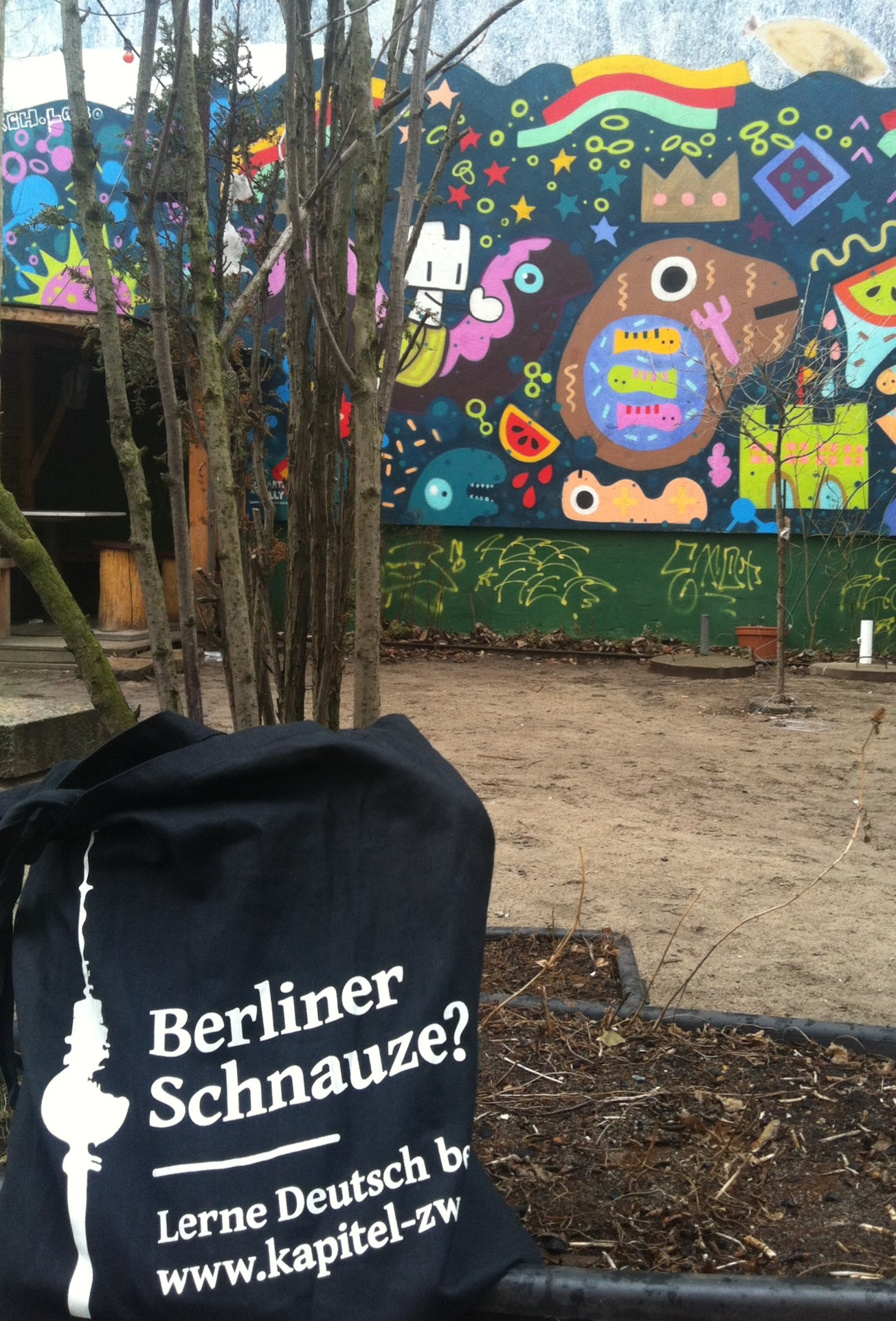 Kapitel Zwei berlino gratis