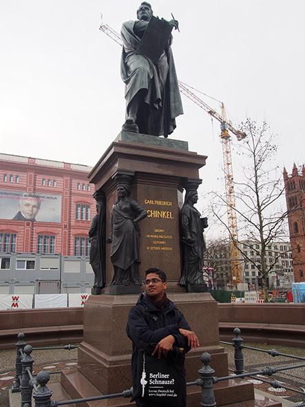 Kapitel Zwei Berlin indische Eindrücke