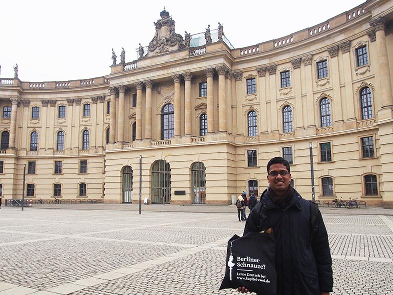Kapitel Zwei Berlin Indien