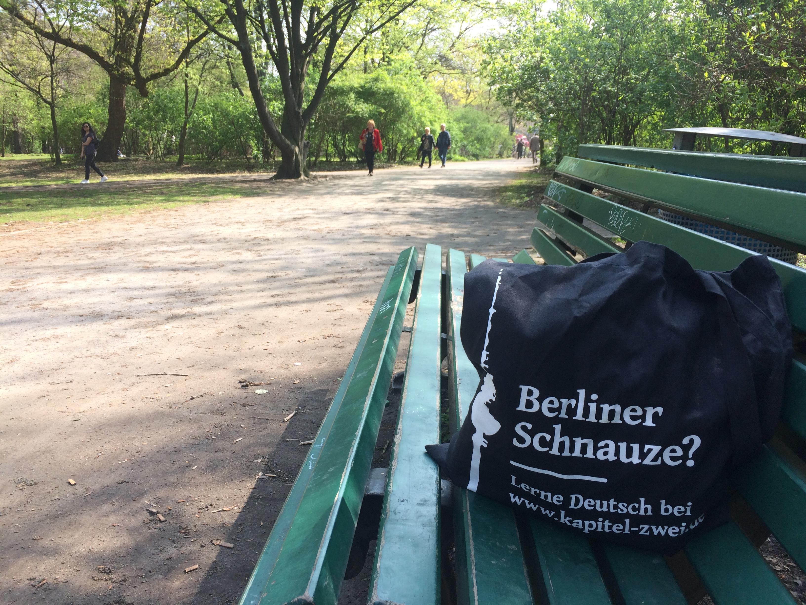 Aproveitando os espaços públicos como um alemão