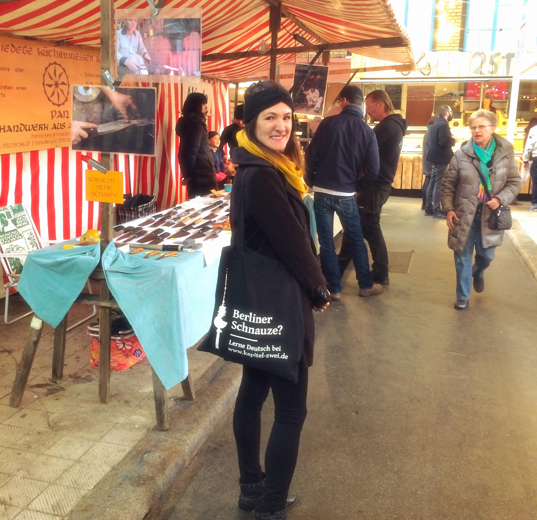 Os Mercados de Pulgas em Berlim