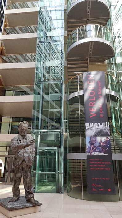 Kapitel Zwei Berlin Fotoausstellung Willy Brandt Haus