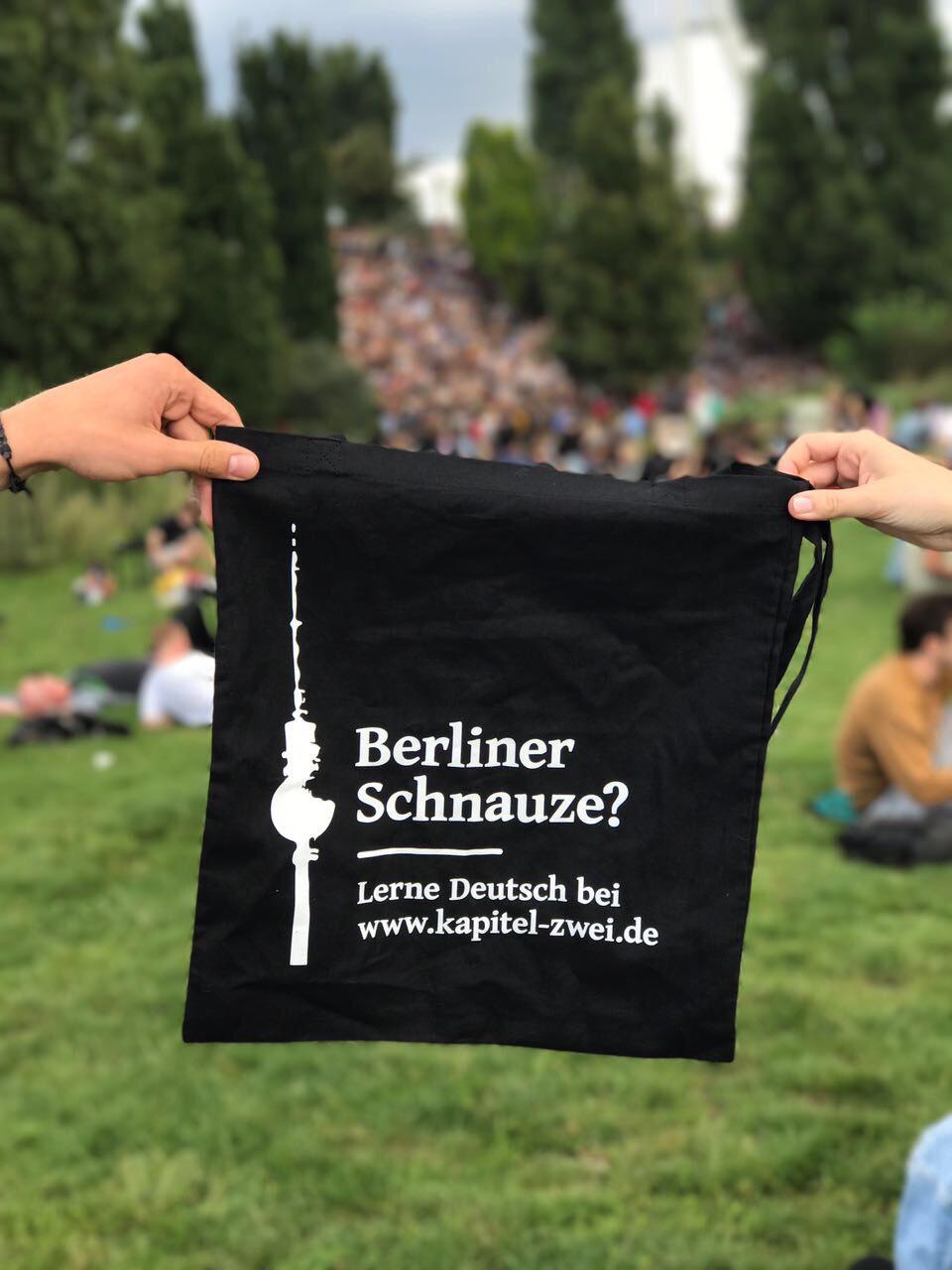 Ein aktiver Sonntag im Berlin