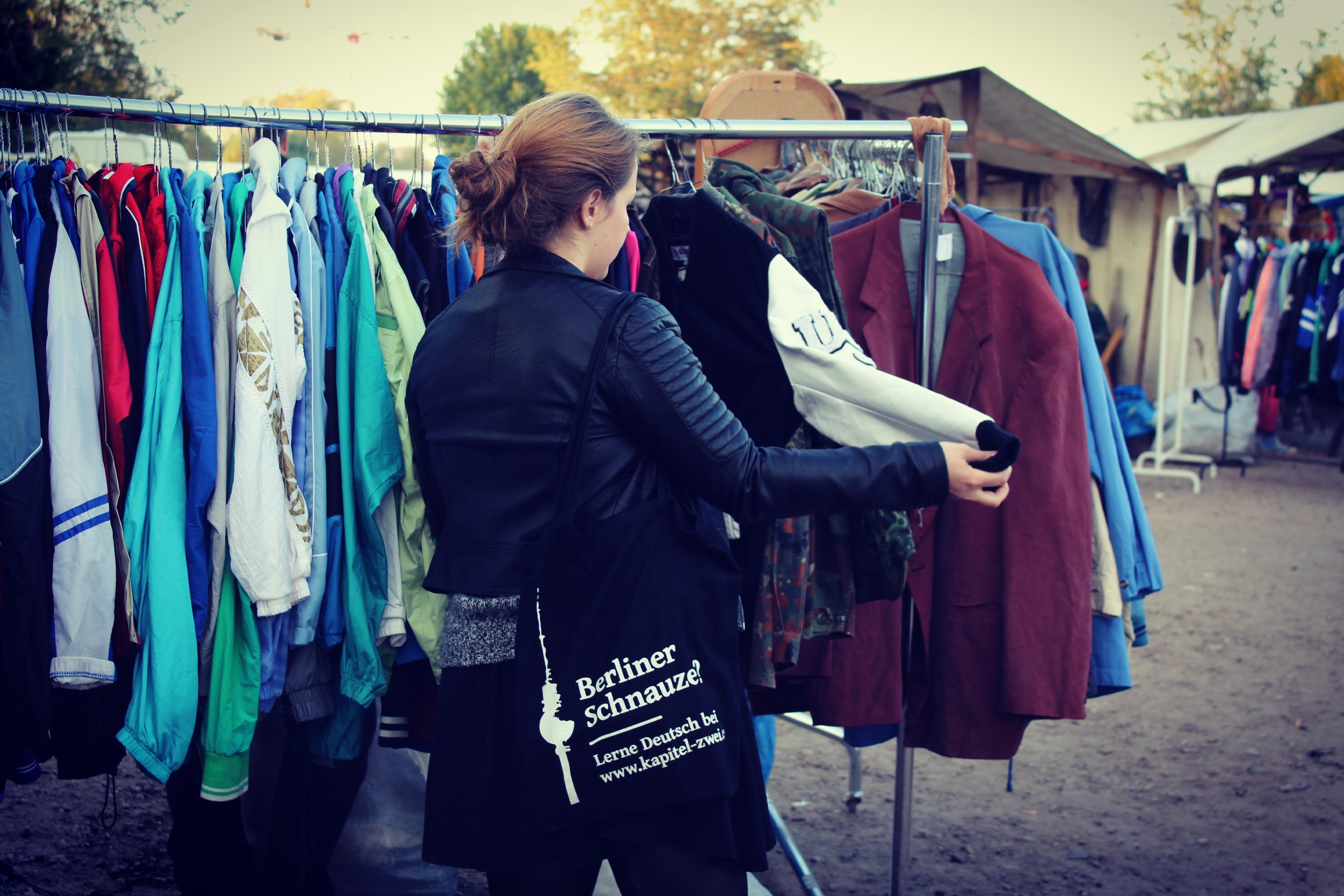 S'habiller pour l'hiver à la Berlinoise