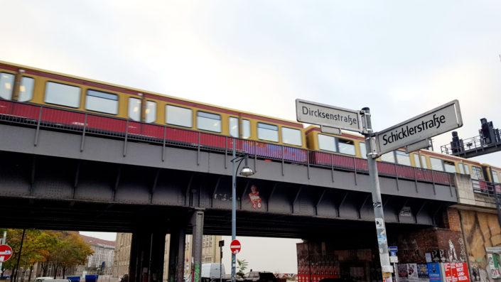 Sprachschule Deutsch Berlin Alexanderplatz Jannowitzbrücke
