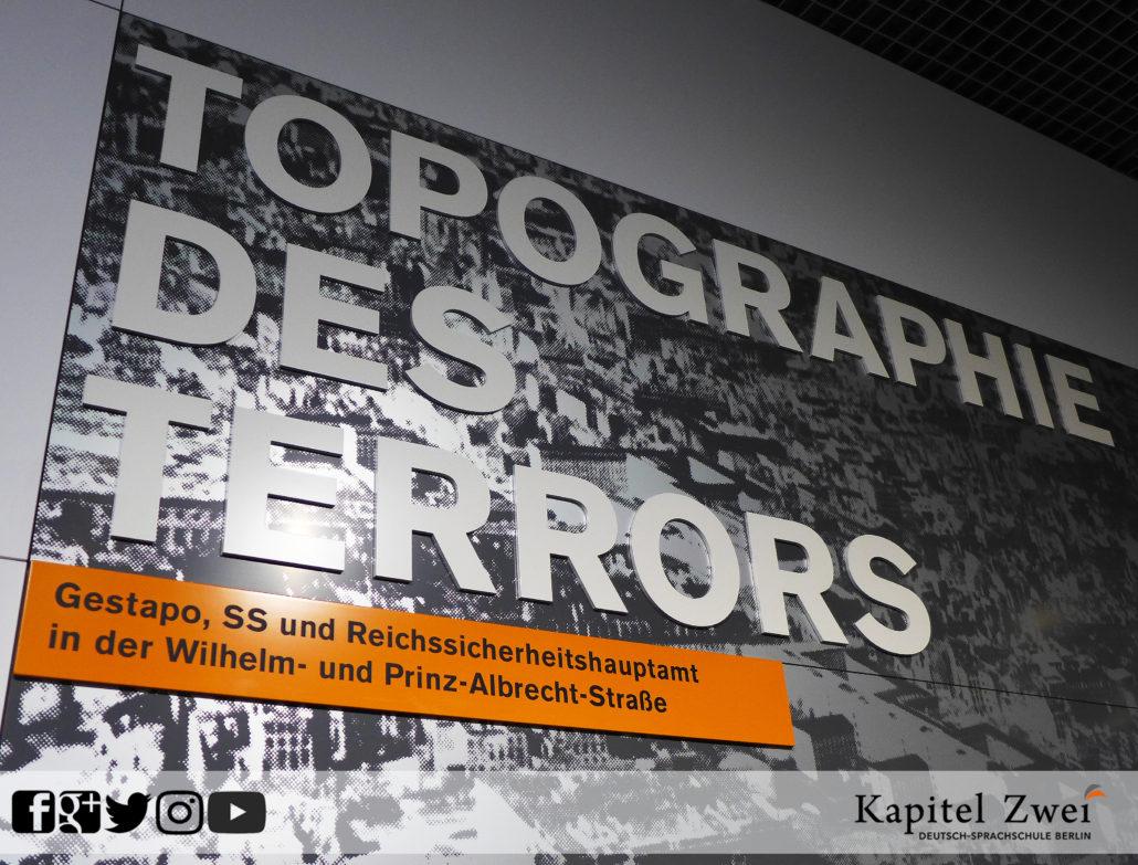Topographie des Terrors Sprachenschule Deutsch