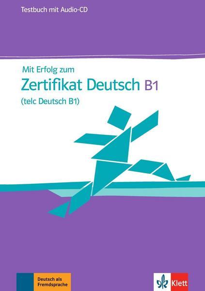 Подготовка telc Deutsch B1 экзамен в Берлине