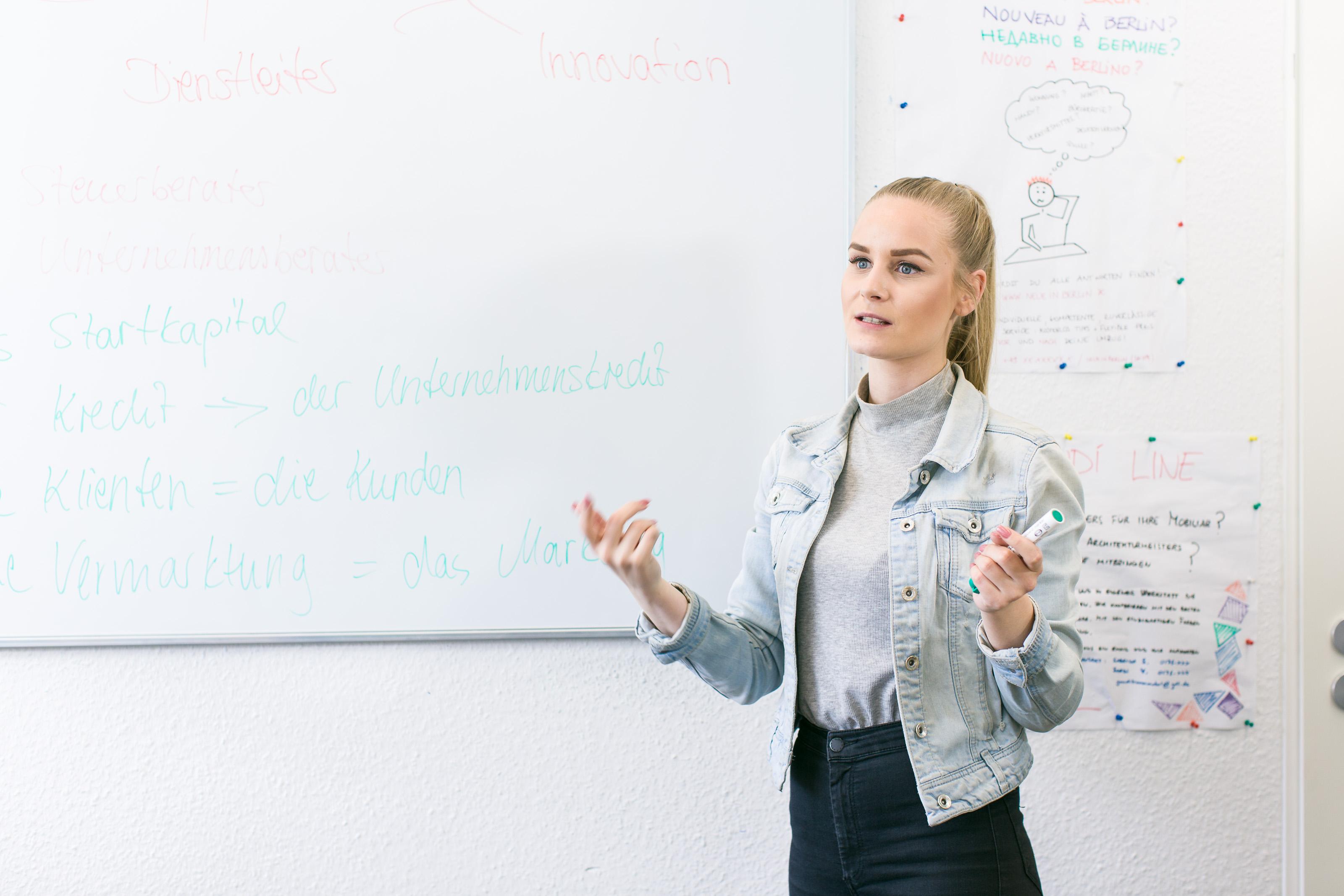 Curso intensivo de alemán en Berlín