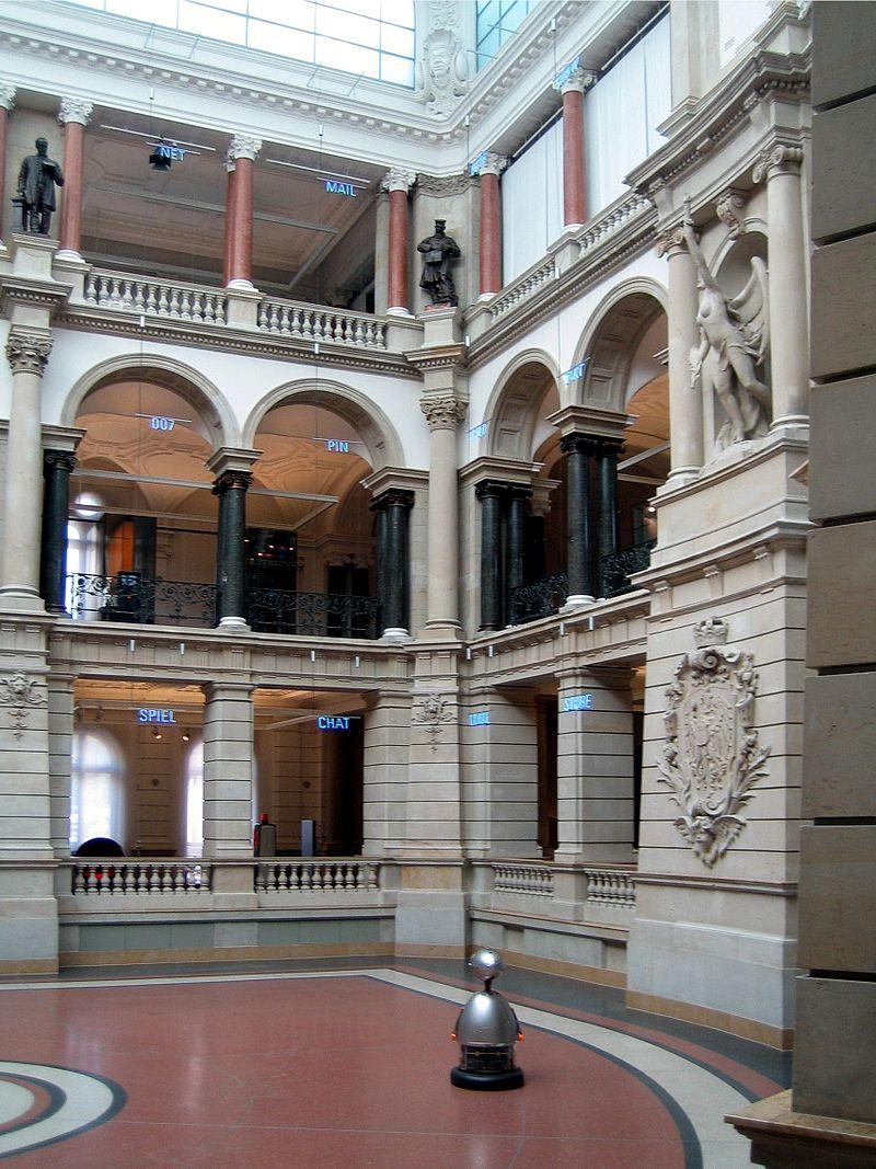 museum f r kommunikation in berlin ausflug sprachschule. Black Bedroom Furniture Sets. Home Design Ideas