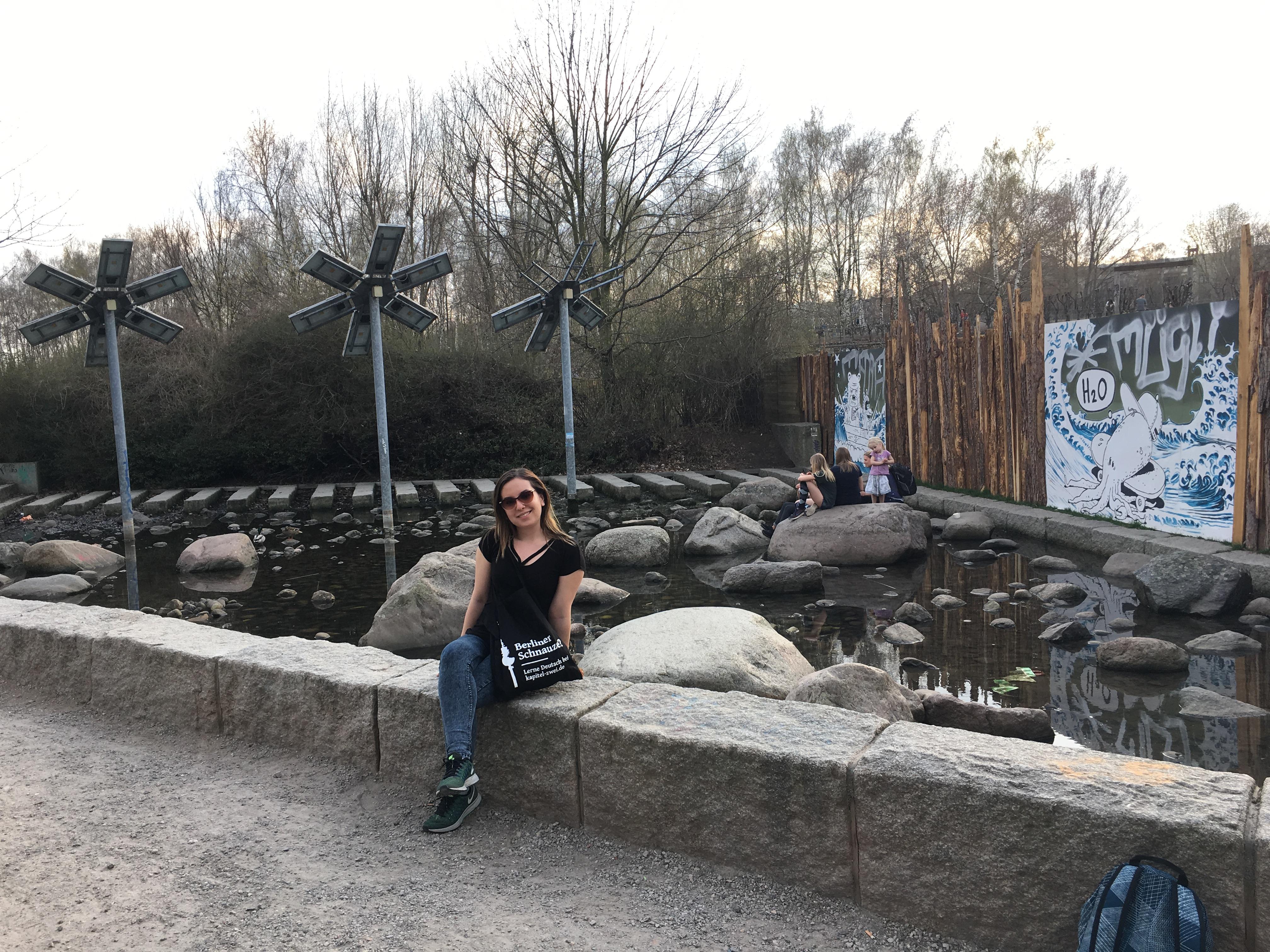 Alexanderplatz Jannowitzbrücke German Deutsch Aleman Sprachschule