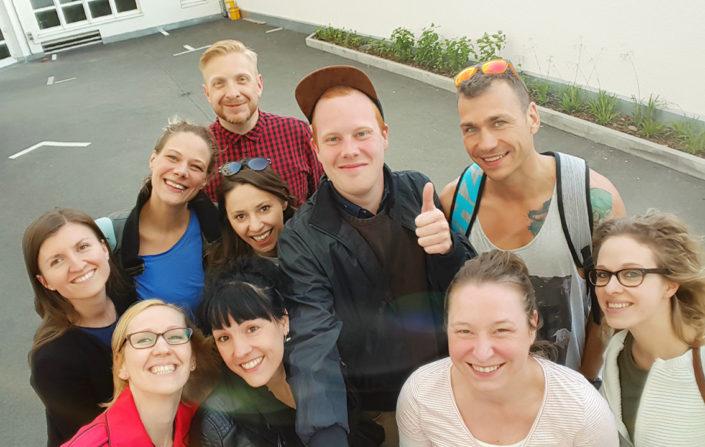 Kapitel Zwei Berlin Team
