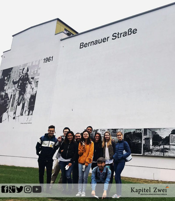 Sprachschule Deutsche Berlin Mitte Alexanderplatz Jannowitzbrücke