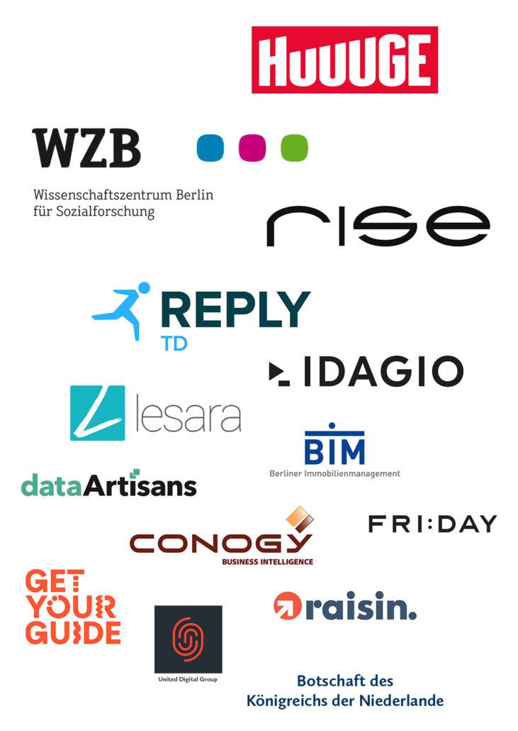Cours d'allemand à Berlin pour les entreprises en interne