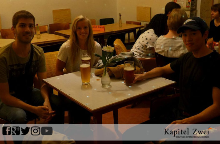 Deutschkurs Deutsch Sprachschule Alexanderplatz Berlin German