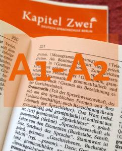 German Grammar course Berlin special offer