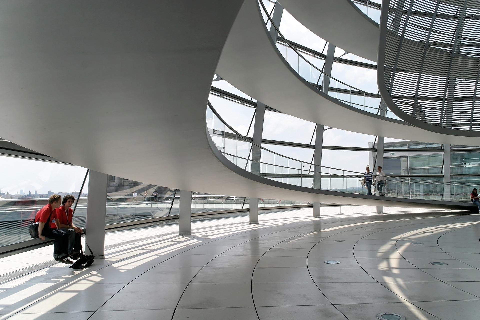 Kapitel Zwei Berlin Reichstag Berlin Reichstagskuppel