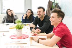 pronunciation training in Berlin German course