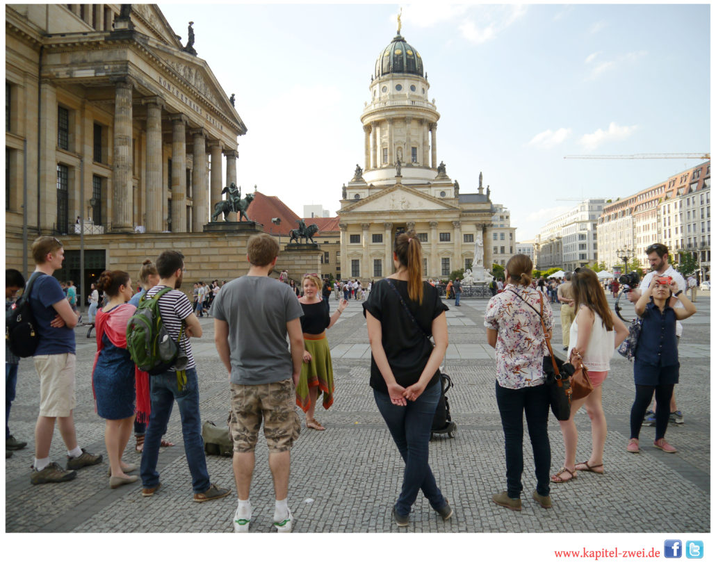 walking tour Berlin