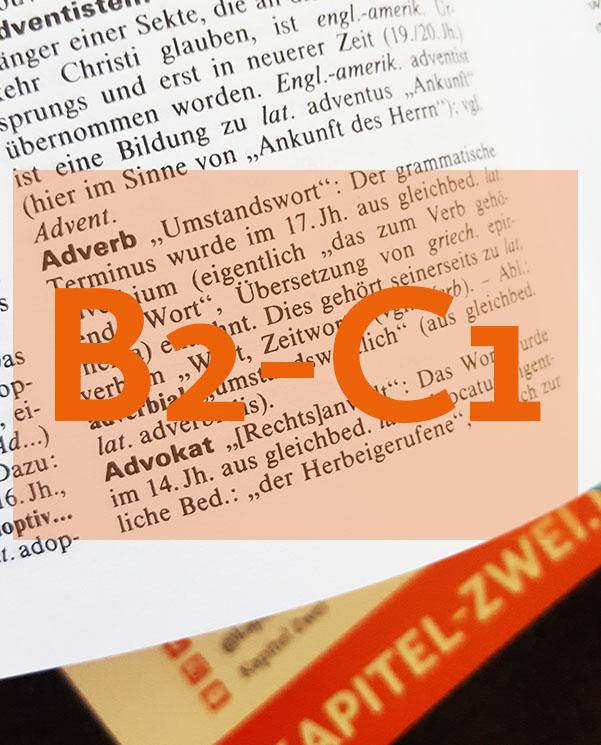 Curso de gramática alemão em Berlim
