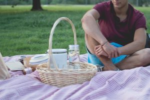 Picknick am Treptower Park