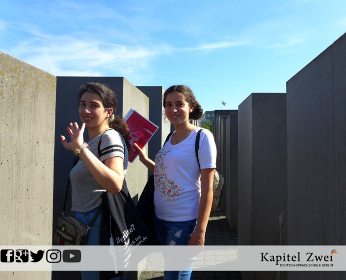 Excursão a pé Kapitel Zwei