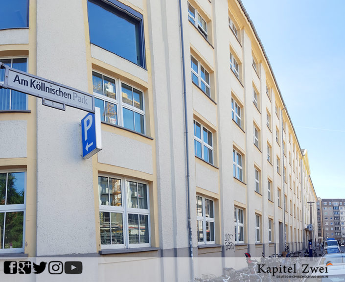 German language school Berlin Kapitel Zwei