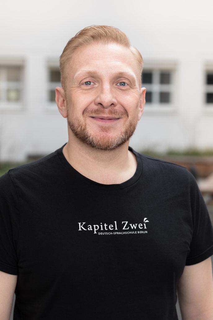 Kapitel Zwei Berlin Daniel Schmidt