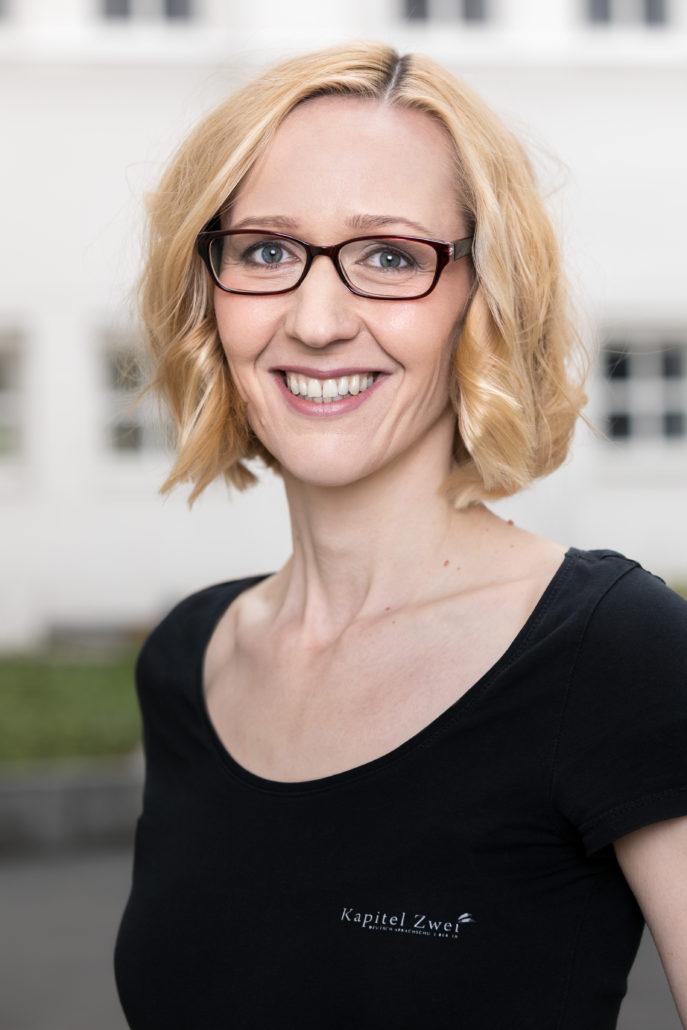 Kapitel Zwei Berlin Daniela Neicke Inhaberin & Geschäftsführerin