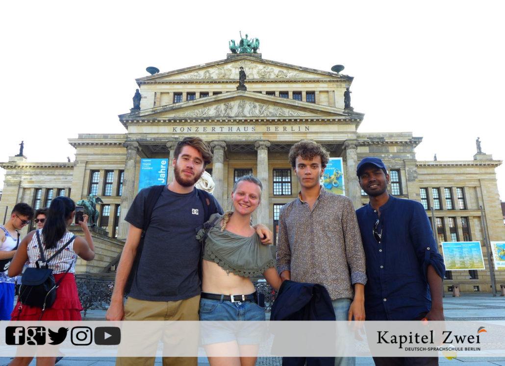 Walking Tour Kapitel Zwei