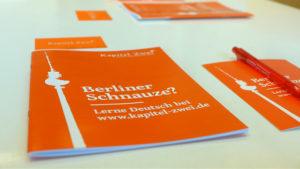Kapitel Zwei Berlin aprender alemão online_