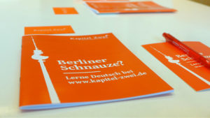 Kapitel Zwei Berlin imparare tedesco online_