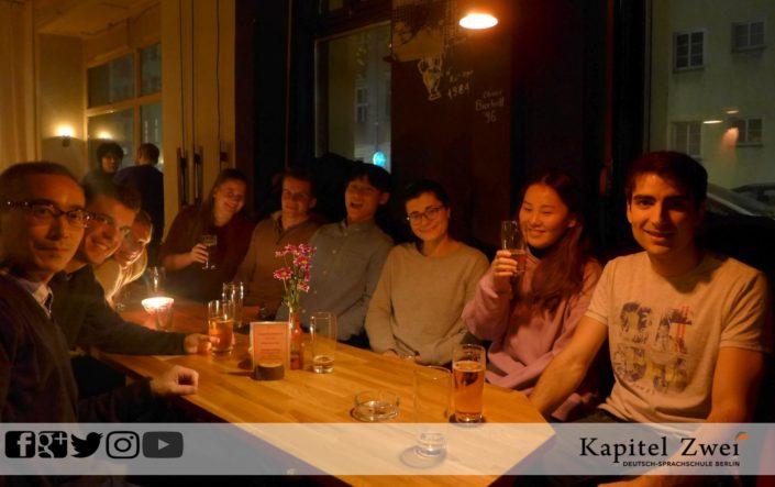 Curso alemán Berlín